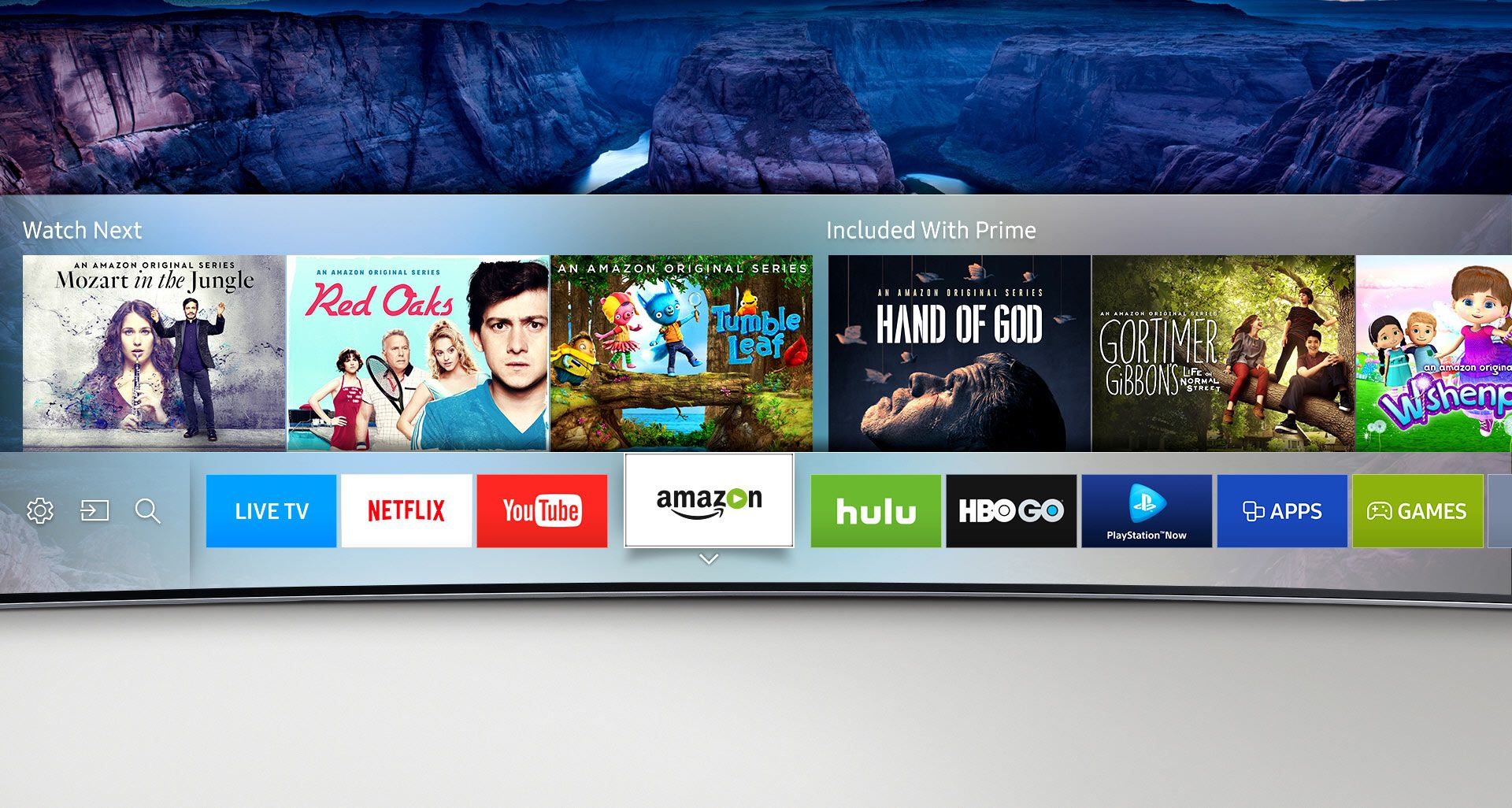 Functii SMART Samsung TV Led FullHD