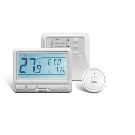 Termostat centrala cu control prin internet