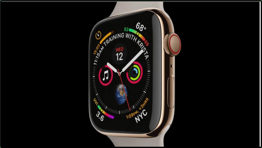 Noul Apple Watch