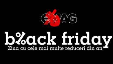 Reduceri eMAG Black Friday 2020