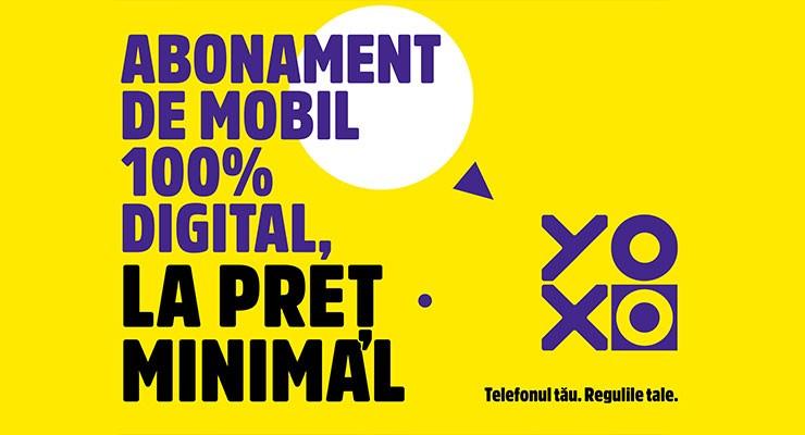 Abonament YOXO 100% digital
