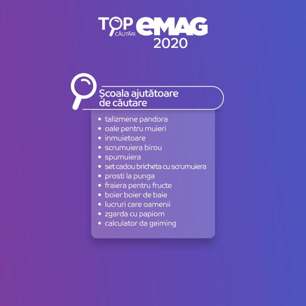 cautari pe emag 2020