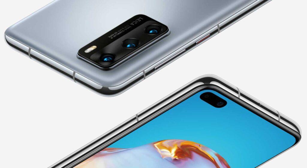 Huawei P40 5G-cel mai bun telefon 2020