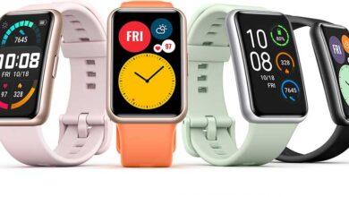 Smartwatch-HUAWEI-Watch-Fit