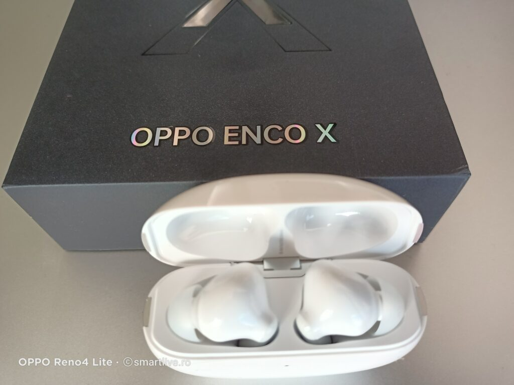 Casti True wireless OPPO Enco X