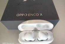 Casti True wireless OPPO Enco X