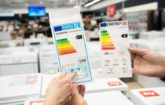 Noua clasa eficienta energetica electrocasnice si electronice