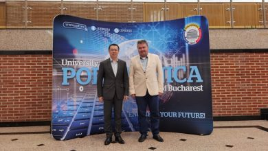 colaborare Huawei UPB